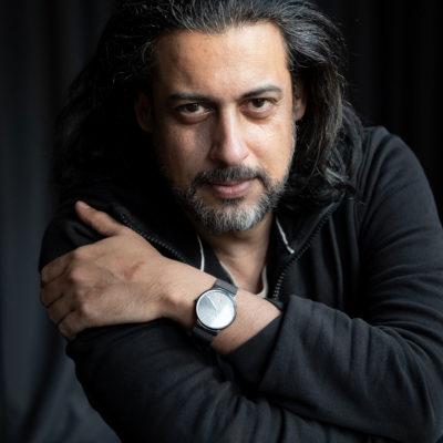 Portrait von Abbas Khider