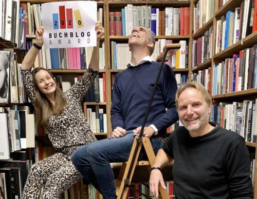 Buchblog-Award-2020 Buchhandlung Lüders