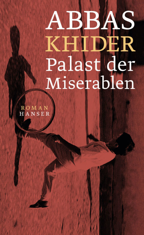 Buchcover von Palast der Miserablen