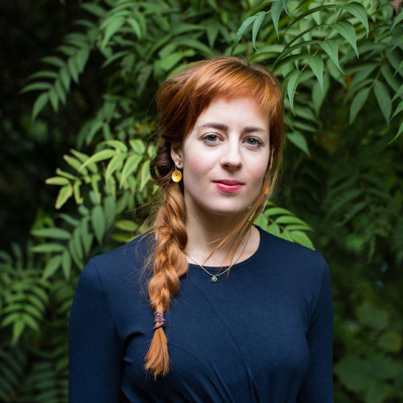 Portrait von Leona Stahlmann