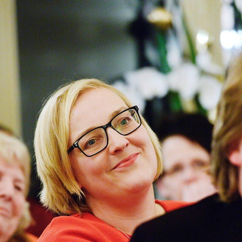 Portrait von Antje Flemming