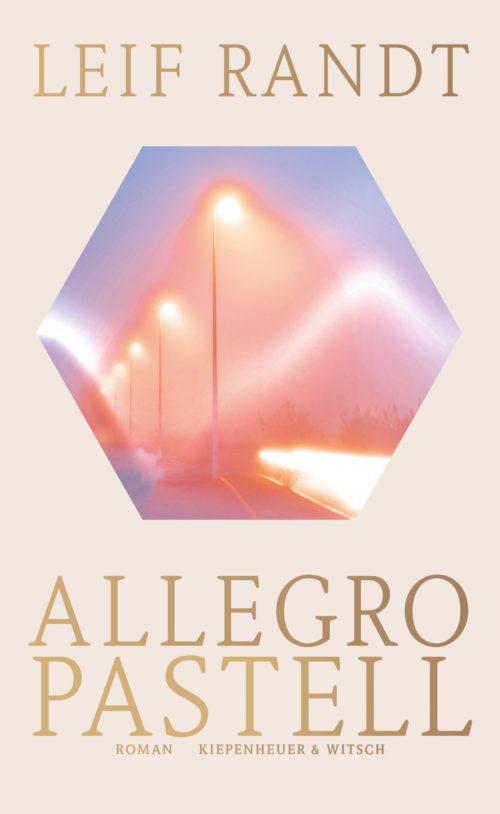 Buchcover von Allegro Pastell