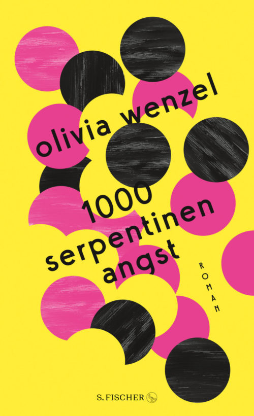 Buchcover von 1000 Serpentinen Angst